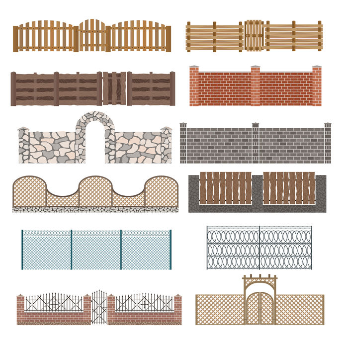 Brighton fence options