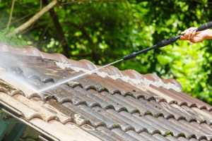 roofing companies clean roof